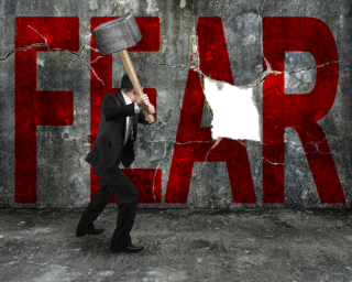 Tom Harris of Live Innovations hosts tutorial on conquering fears