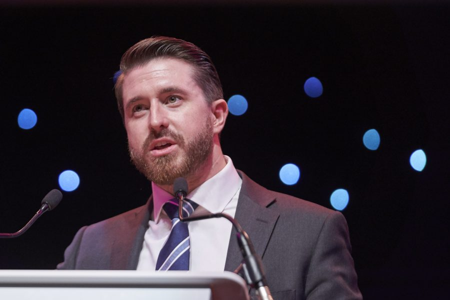 Tom Harris of Live Innovations shares his public speaking tips