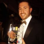 Tom Harris of Live Innovations wins Young Business Person of the Year Award